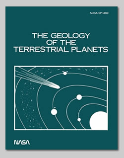 The Geology of the Terrestrial Planets Book Cover