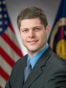 Brandon Lloyd, part of NASA's flight director class of 2021. Credit: NASA.