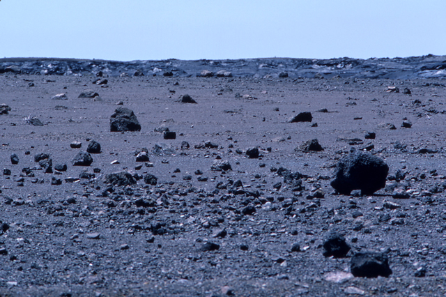 Boulder Field, Halemaumau Crater, Hawaii