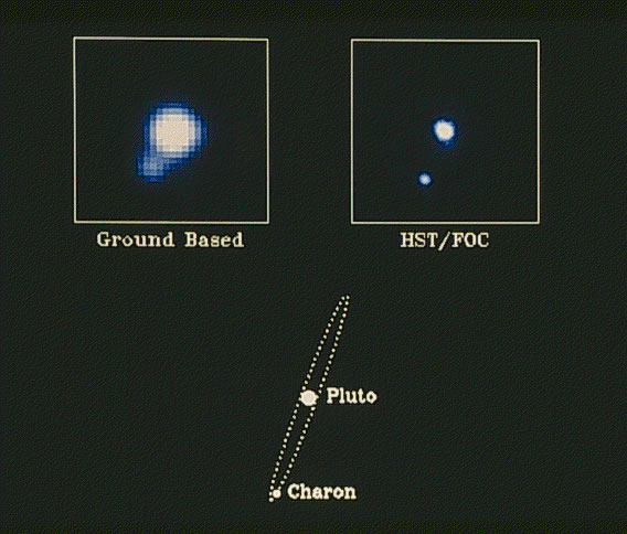 pluto distance from planet earth - photo #23