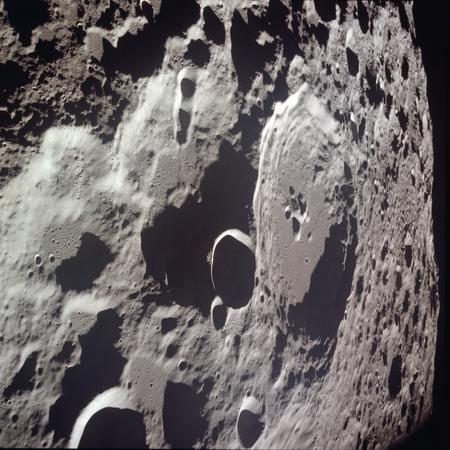 NASA Apollo Photo AS11-44-6609