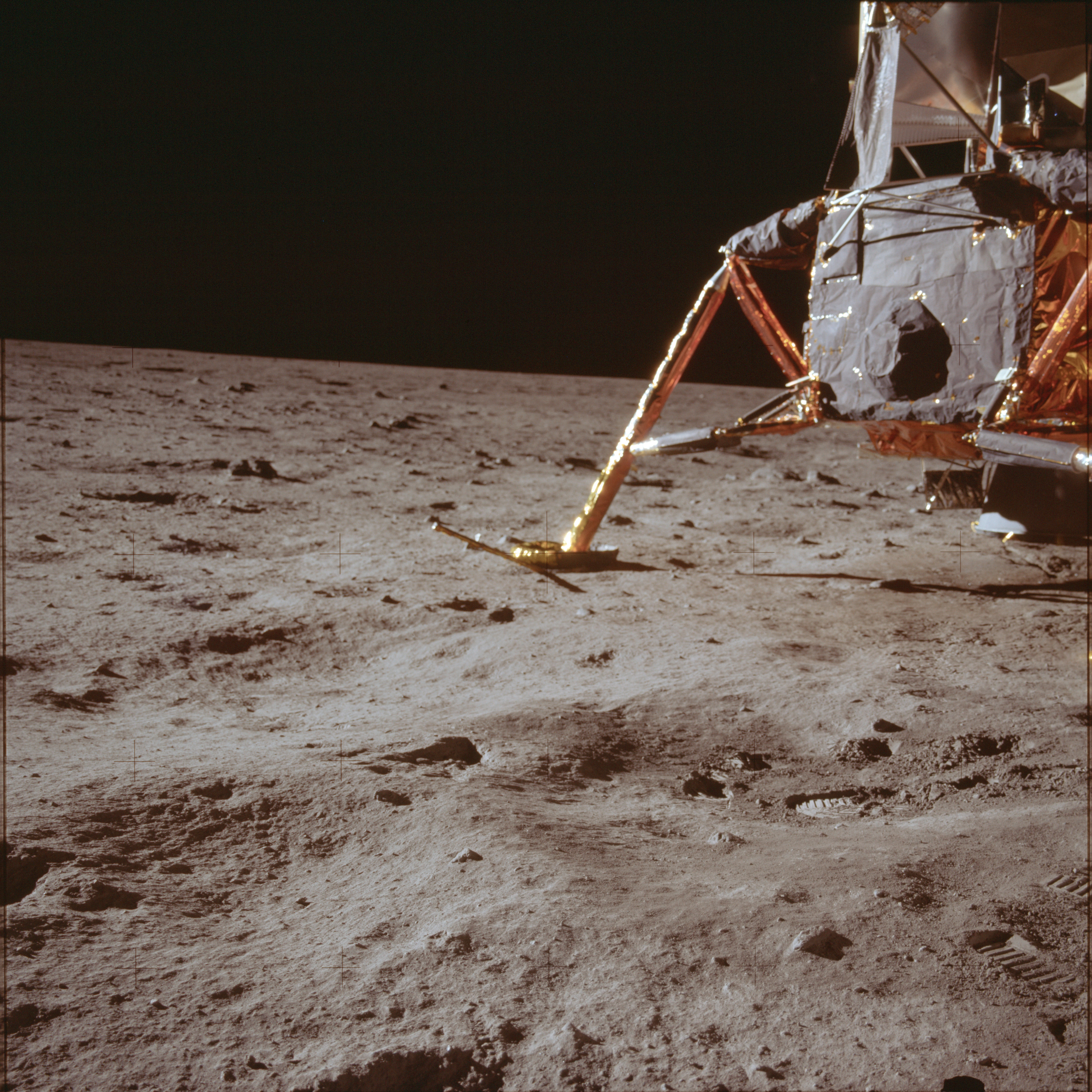 july 1969 moon landing - HD3900×3900
