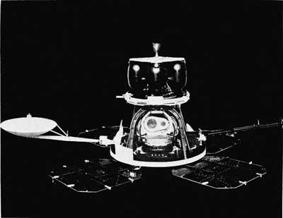 lunar orbiter spacecraft arrives in sriharikota - photo #19