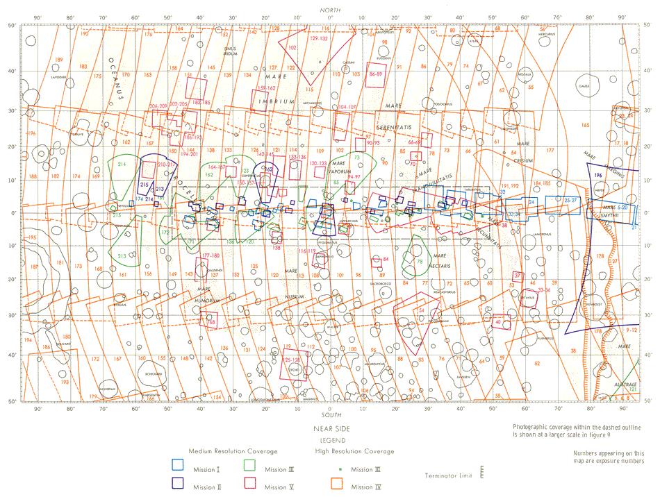 Digital Lunar Orbiter Photographic Atlas of the Moon Introduction