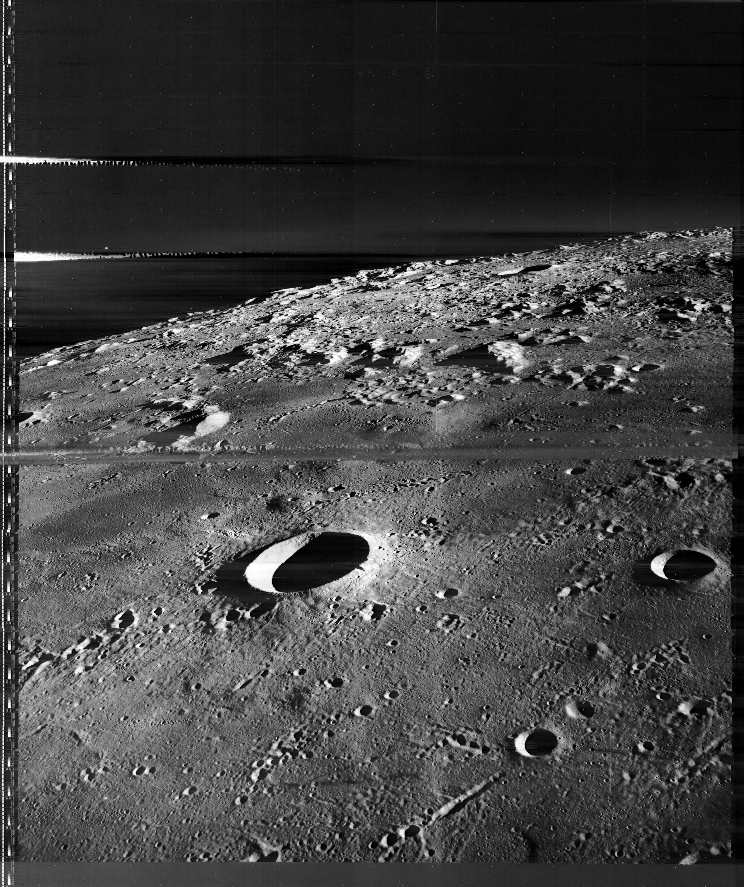 Photo Gallery: Lunar Orbiter Photo Gallery
