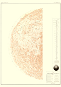 Sheet 2 - Topographic Lunar Map