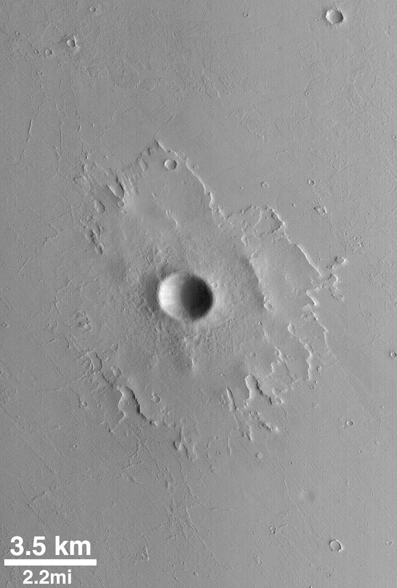 planets moons craters - photo #40