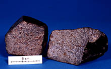 Snyder Hill chondrite