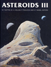 Asteroids III cover